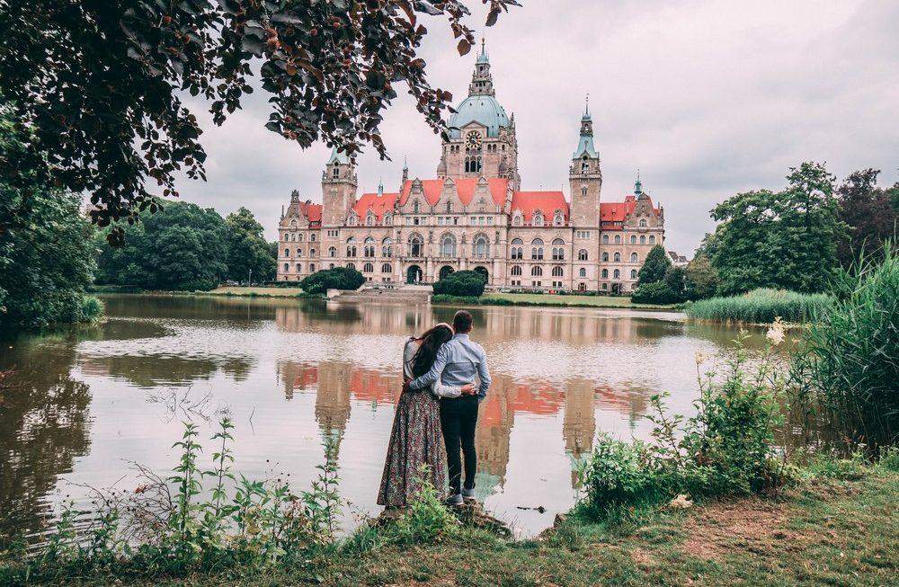 O zi frumoasa in Celle si Hanover