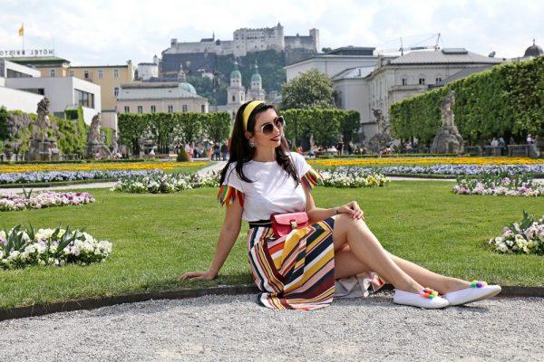 Salzburg, orasul lui Mozart si nu numai