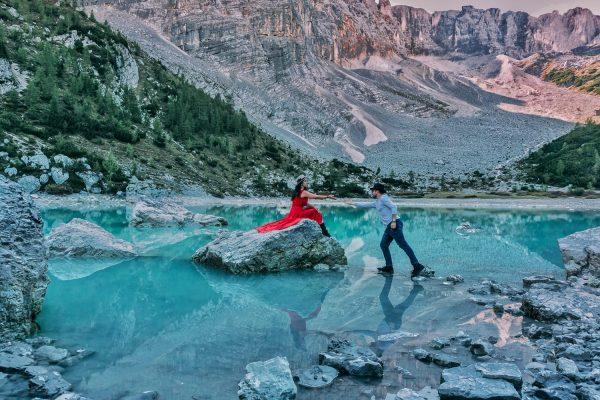 Cele mai Frumoase Lacuri din Dolomiti