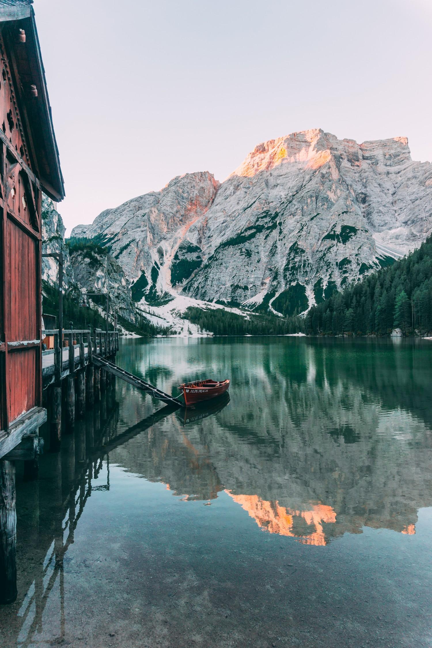 Lacuri din Dolomiti 12