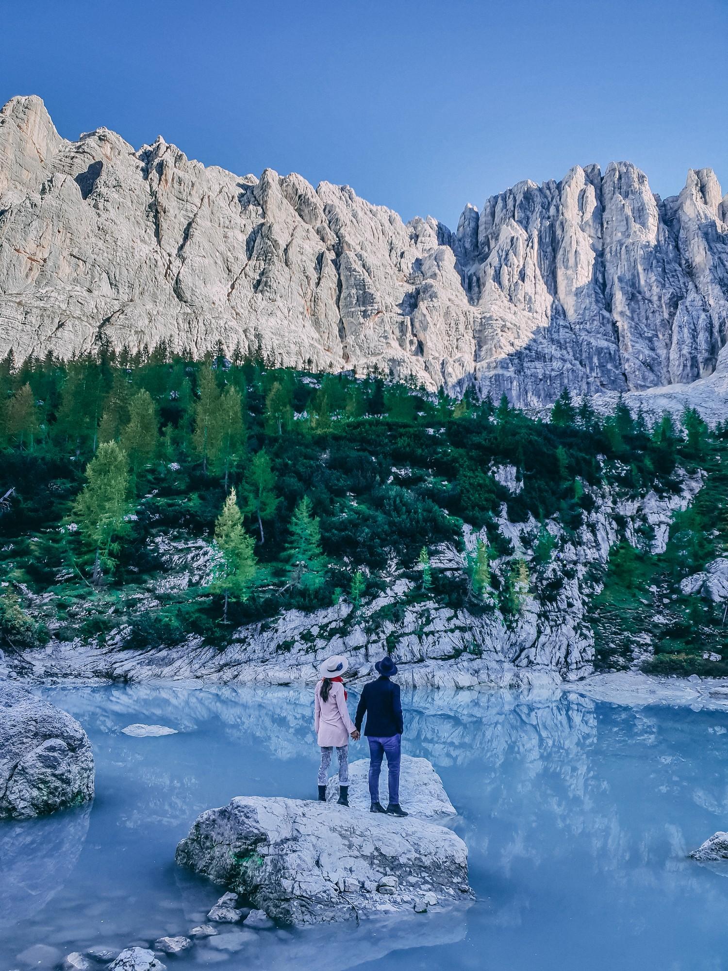 Lacuri din Dolomiti 14