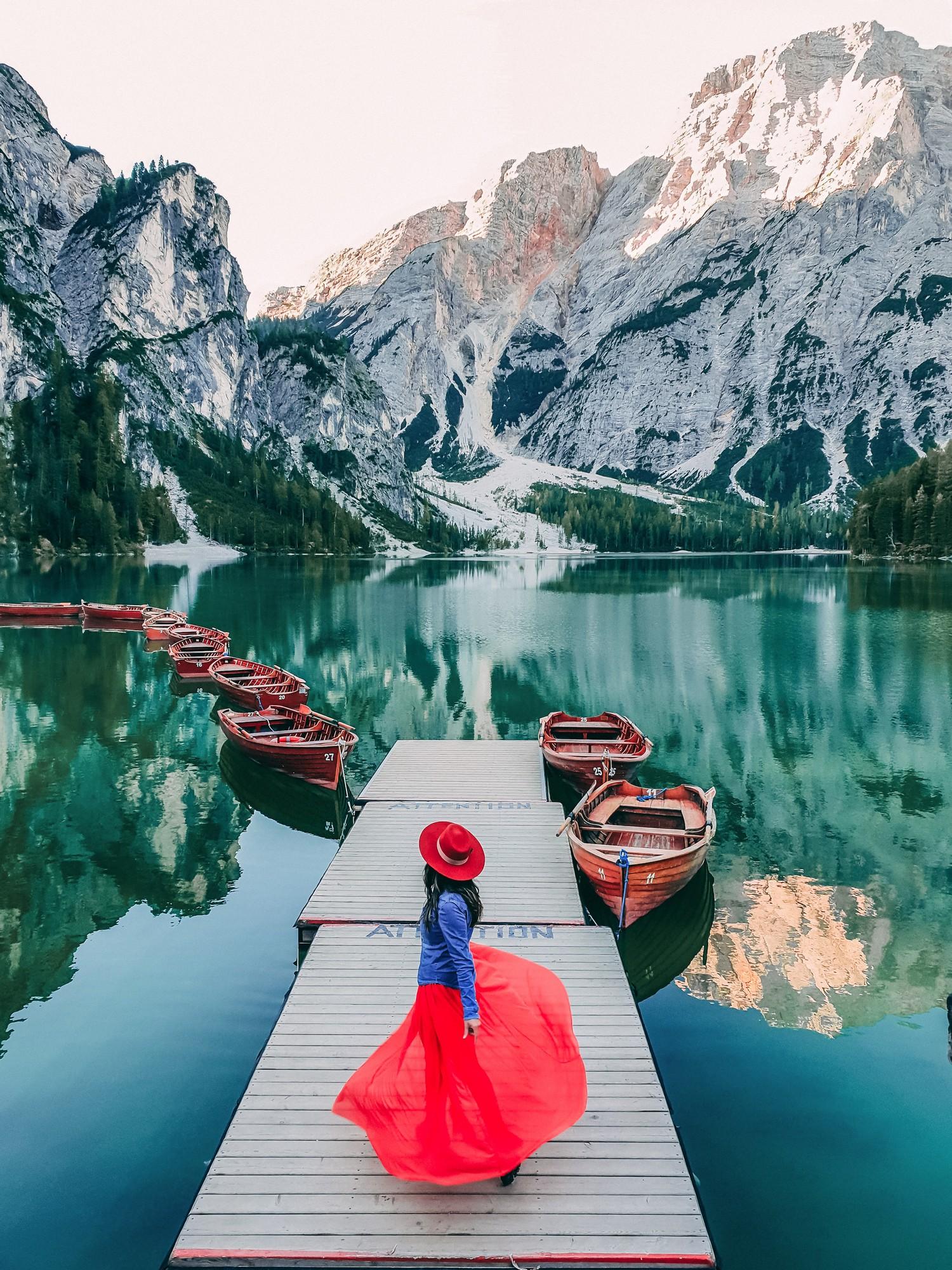 Lacuri din Dolomiti 16