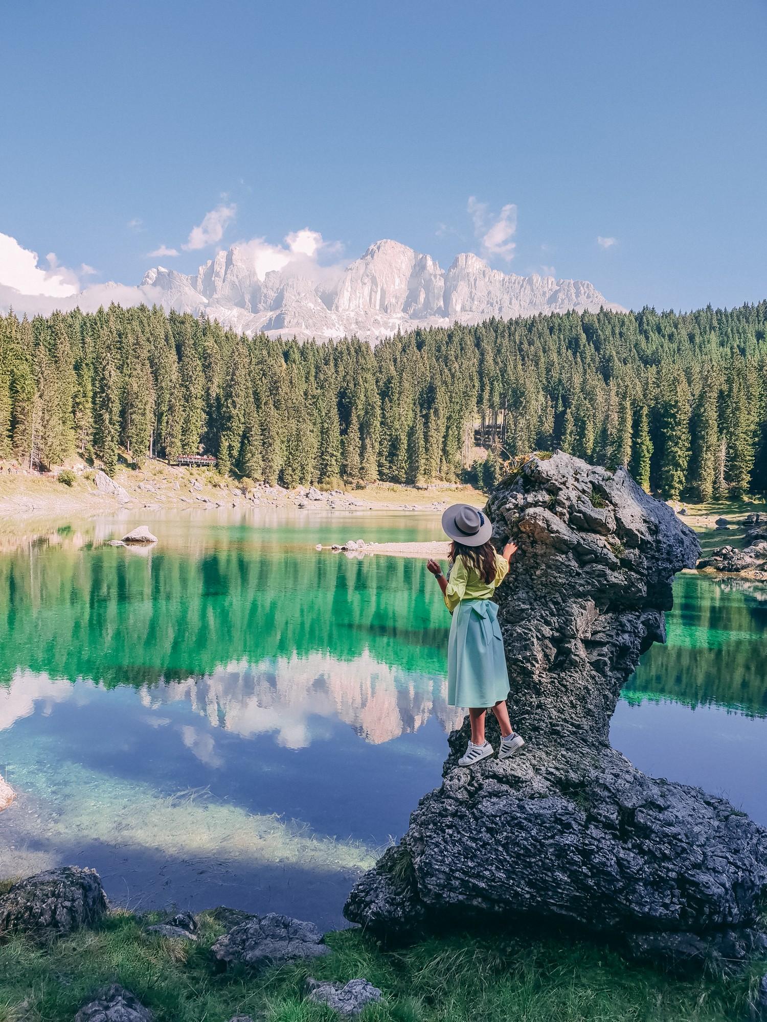 Lacuri din Dolomiti 17