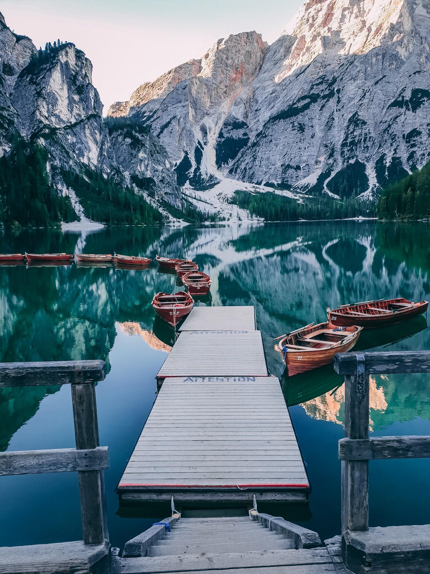 Lacuri din Dolomiti 22