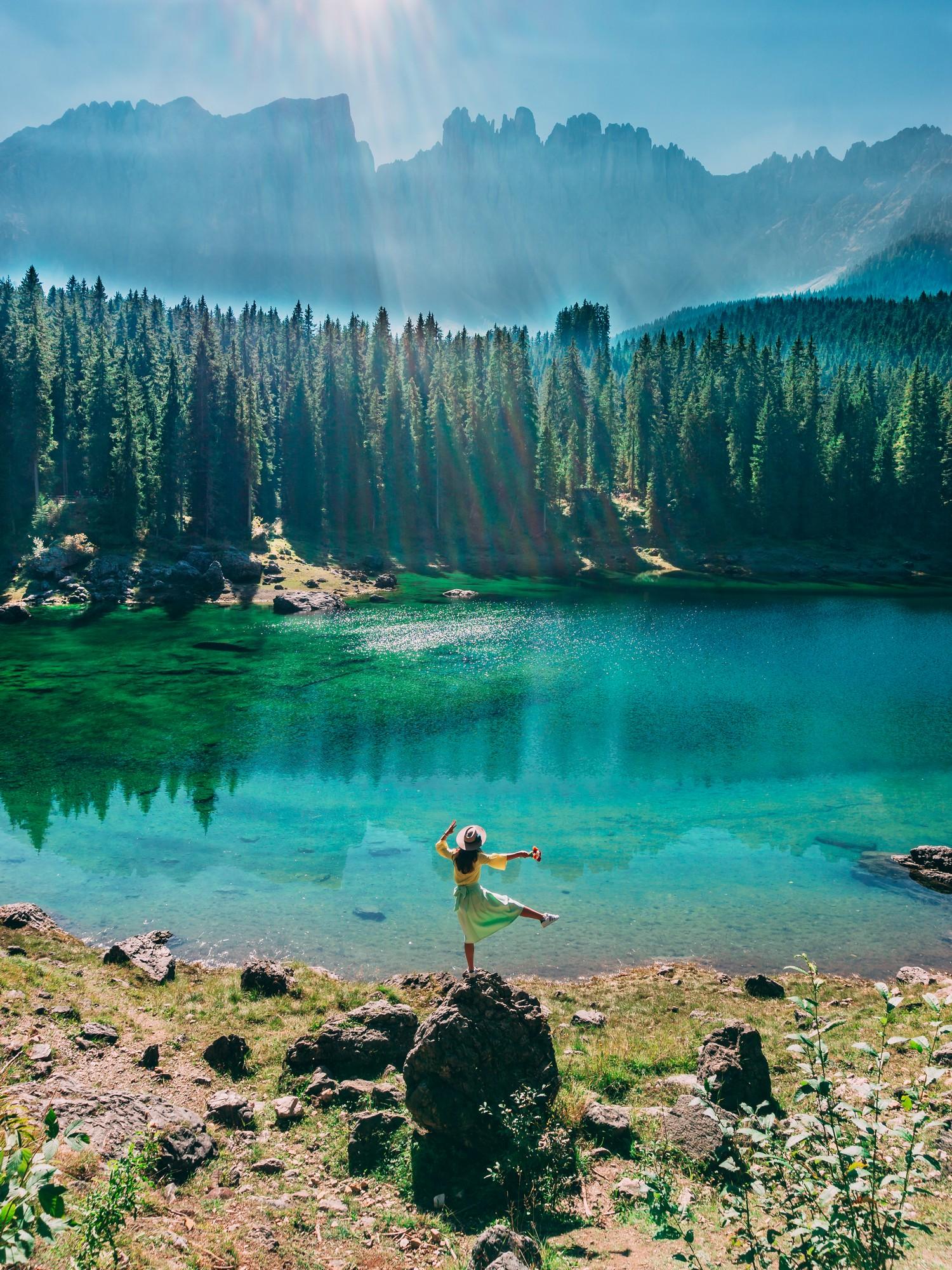 Lacuri din Dolomiti 9